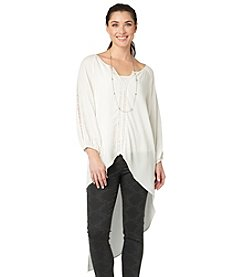 Democracy High Low Asymmetrical Top