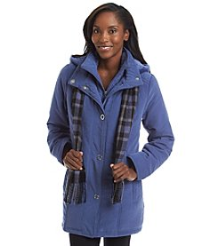 Breckenridge® Bib Coat With Scarf