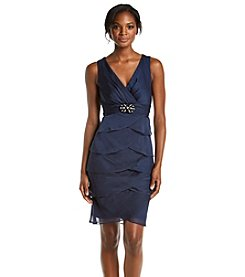 London Times® Sleeveless Dress