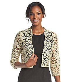 R&M Richards® Lace Bolero