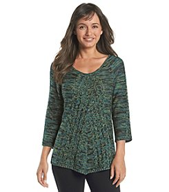Notations® Spacedye Tunic