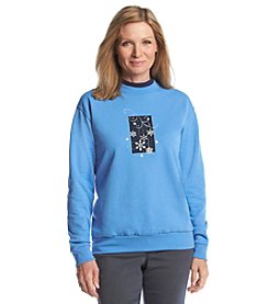 Morning Sun® Snowflake Mobile Sweatshirt