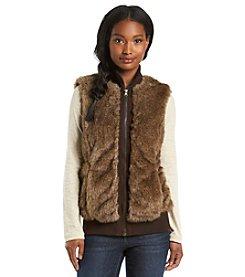 Ruff Hewn Faux Fur Vest