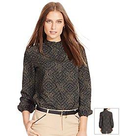 Lauren Ralph Lauren® Crepe Tunic