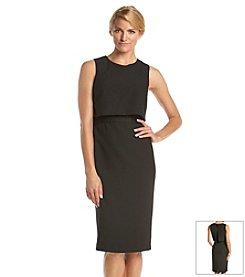 Vince Camuto® Midi Popover Dress