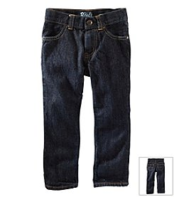 OshKosh B'Gosh® Boys' 2T-4T Straight Jeans - River Dark