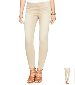 Lauren Jeans Co.® Stretch Denim Legging