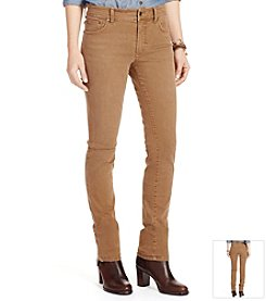 Lauren Jeans Co.® Super Stretch Heritage Jeans