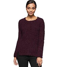 Calvin Klein Jeans® Eyelash Crew Sweater