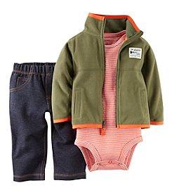 Carter's® Baby Boys' 3-Piece Cardigan Set