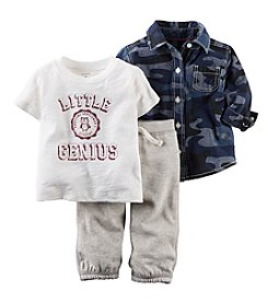 Carter's® Baby Boys' 3-Piece Shirt Set