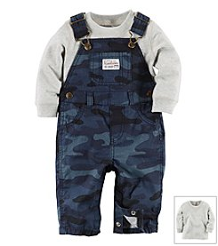 Carter's® Baby Boys' 2-Piece Overalls Set