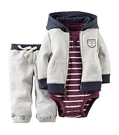 Carter's® Baby Boys' 3-Piece Cardigan Outfit Set