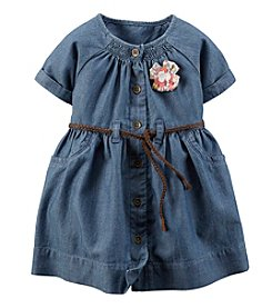 Carter's® Baby Girls' Denim Dress