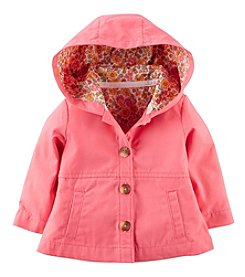 Carter's® Baby Girls' Canvas Jacket