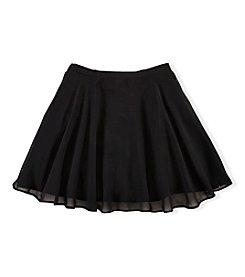 Ralph Lauren Childrenswear Girls' 7-16 Solid Skirt