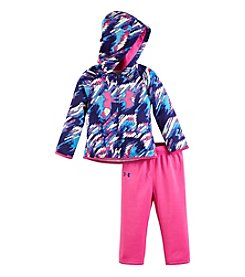 Under Armour® Baby Girls' 12-24 Month Flawless Hoodie Set