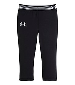 Under Armour® Baby Girls' 12-24 Month Solid Leggings