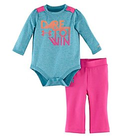 Under Armour® Baby Girls' 3-12 Month Dare To Win Set