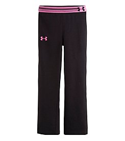 Under Armour® Girls' 4-6X Alpha Yoga Pants