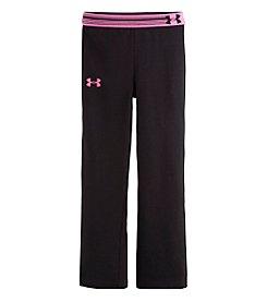 Under Armour® Girls' 4-6X Alpha Yoga Pants