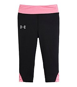 Under Armour® Girls' 2T-4T Kicker Capri Pants