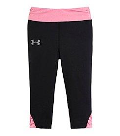 Under Armour® Girls' 2T-4T Kicker Capri Pants