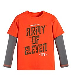 Under Armour® Boys' 2T-7 Army Of Eleven Layered Top