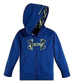 Under Armour® Boys' 2T-7 Cloud Camo Hoodie