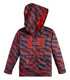 Under Armour® Boys' 2T-7 Geo Stacked Hoodie