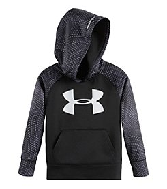 Under Armour® Boys' 2T-7 Rattled Raglan Pullover Hoodie