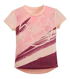Under Armour® Girls' 2T-4T Frosted Logo Tee