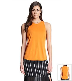 Robert Rodriguez® Sleeveless Knit Top