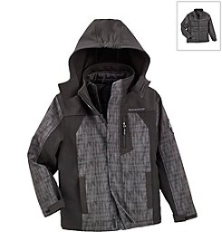 Weatherproof® Boys' 8-20 Softshell Systems Jacket