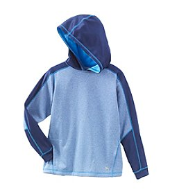 Mambo® Boys' 8-20 Patterned Fleece Hoodie