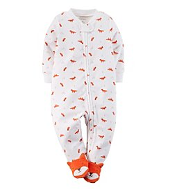 Carter's® Baby Boys' Fox Terry Snap-Up Sleep & Play