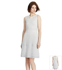 Lauren Ralph Lauren® Sleeveless Sweater Dress