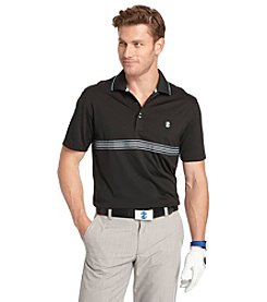 Izod® Men's Short Sleeve Sport Interlock Polo