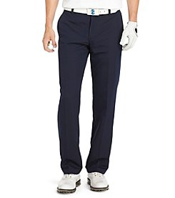 Izod® Men's Straight Herringbone Pants