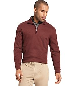 Van Heusen® Men's Long Sleeve Spectator 1/4 Zip Pullover