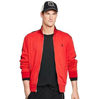 UPC 889425522812 product image for Polo Ralph Lauren® Men's Long Sleeve  Mockneck Full Zip Jacket ...