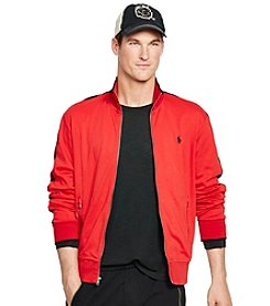 Polo Ralph Lauren® Men's Long Sleeve Mockneck Full Zip Jacket