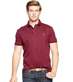 Polo Ralph Lauren® Men's Short Sleeve Pima Soft Stripe Polo