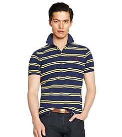 Polo Ralph Lauren® Men's Short Sleeve Classic Fit Stripe Polo