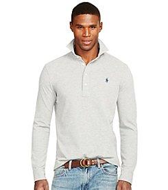 Polo Ralph Lauren® Men's Long Sleeve Basic Mesh Polo