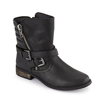 "Rampage® ""Idgie"" Short Moto Boots"