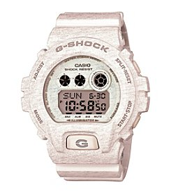 G-Shock® Men's White Heathered Watch