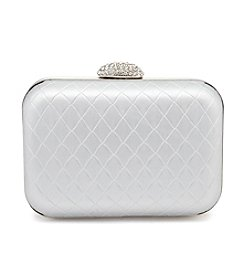 La Regale® Quilted Textured Minaudiere
