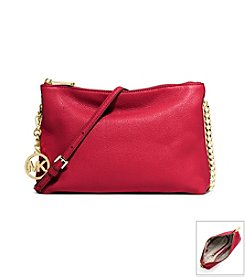 MICHAEL Michael Kors® Jet Set Leather Messenger