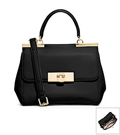 MICHAEL Michael Kors® Marlow Small Leather Satchel